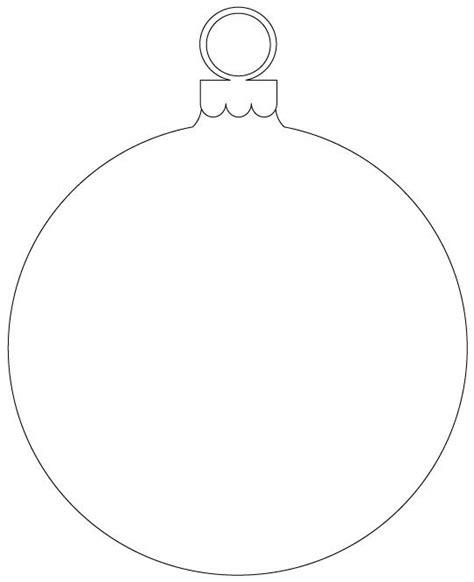 christmas bauble decorations printable christmas bauble template printable best template idea