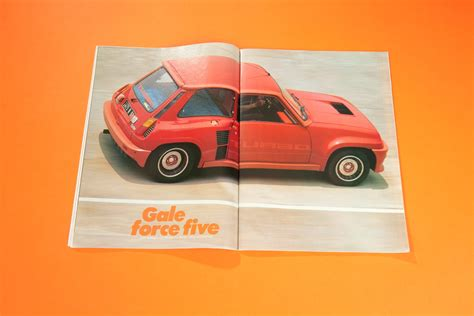 renault car 1980 gale force five ljk setright drives the renault 5 turbo