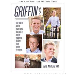 senior yearbook ad templates senior yearbook ads photoshop templates the journey high