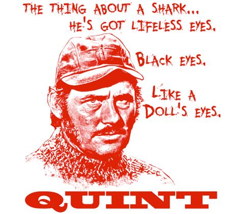 film quotes jaws jaws robert shaw s quint quote t shirt shark movie buff ebay