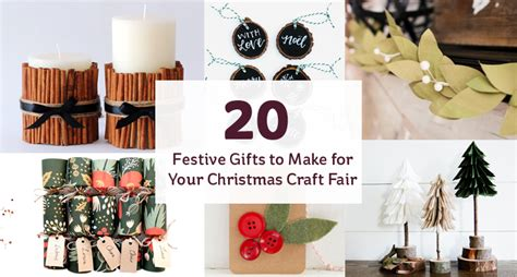 christmas at the falls craft and gift show 2018 20 festive gifts to make for your craft fair