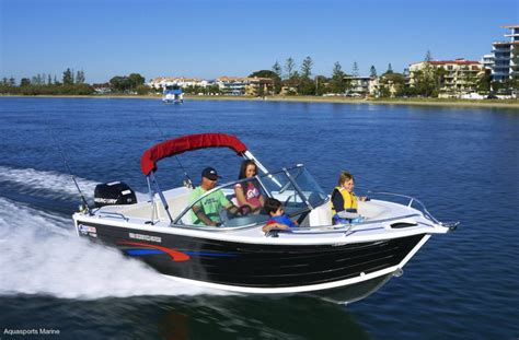 bowrider aluminium boats new quintrex 481 490 510 530 570 610 cruiseabout bowriders