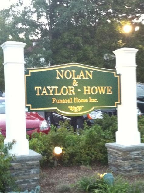 nolan howe funeral home inc funeral services