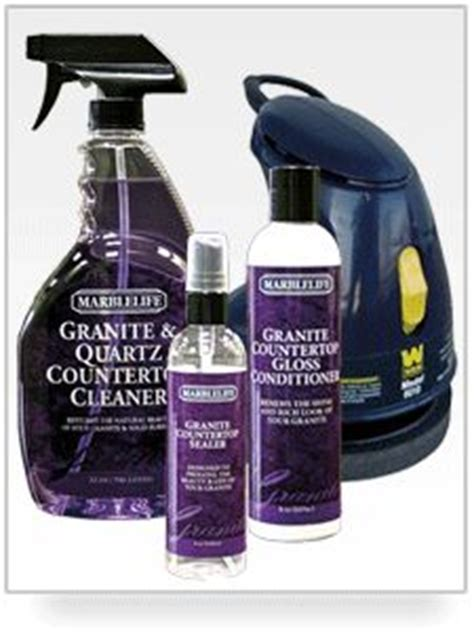best cleaning products for granite countertops