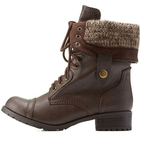 foldover sweater boots sweater lined foldover combat boots 28 images soda