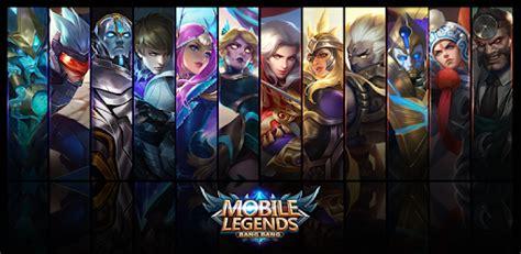mobile legends bang bang apps  google play