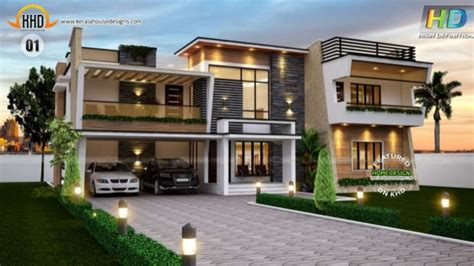 new style house plans new kerala house plans september 2015