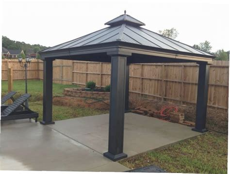 Hardtop Patio Gazebo Hardtop Gazebos For Sale Gazebo Ideas