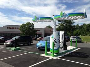 Electric Car Charging Stations Apple Exploring Charging Infrastructure For Electric Cars