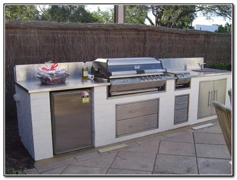 diy outdoor kitchen ideas 10 outdoor kitchen plans turn your backyard into how to