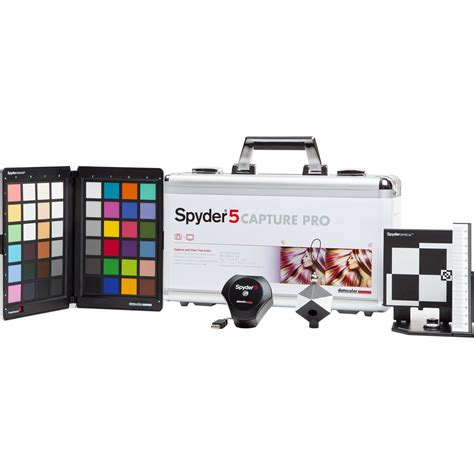 data color datacolor spyder5capture pro s5cap100 b h photo