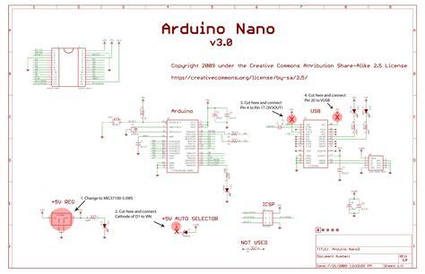 tutorial arduino nano tutorial 3 3v hacking for arduino nano digital me