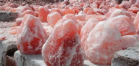 lada di sale dell himalaya biohima il sale rosa