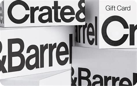 Crate And Barrel Gift Cards Where To Buy - crate barrel gift card
