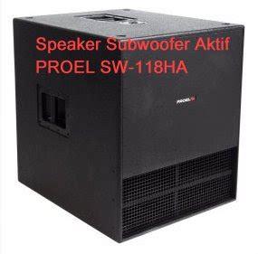 Speaker Aktif Spl merek dan harga subwoofer speaker aktif 18 inchi untuk outdoor