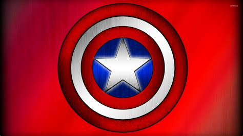 Dompet Captain America Shield captain america shield wallpaper comic wallpapers 43058