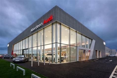 Home Design For Architect Audi Garage Aberdeen 1 E Architect