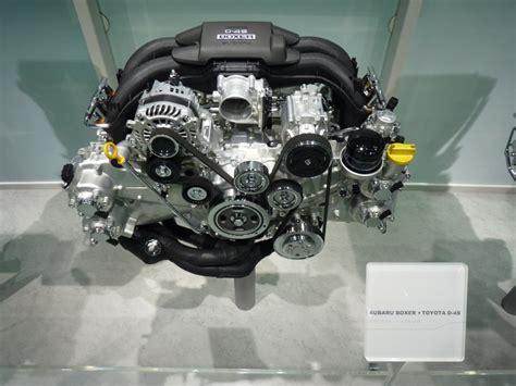 subaru boxer engine subaru d 4s 2 0 liter boxer four 2013 subaru brz