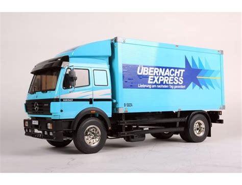 Tamiya 114 Rc Mercedes 1850l tamiya 1 14 r c mercedes 1850l truck model kit 56307 163 349 99