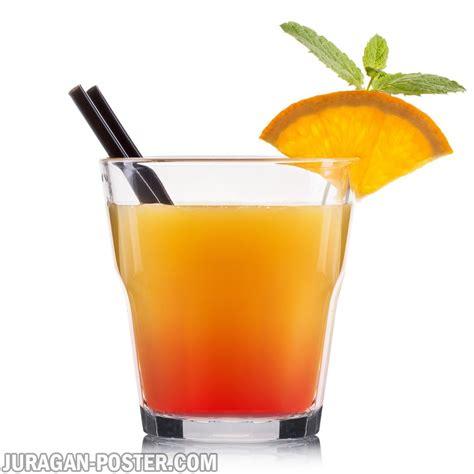 Jual Cat Poster Gambar by Set Of Orange Cocktails Jual Poster Di Juragan Poster