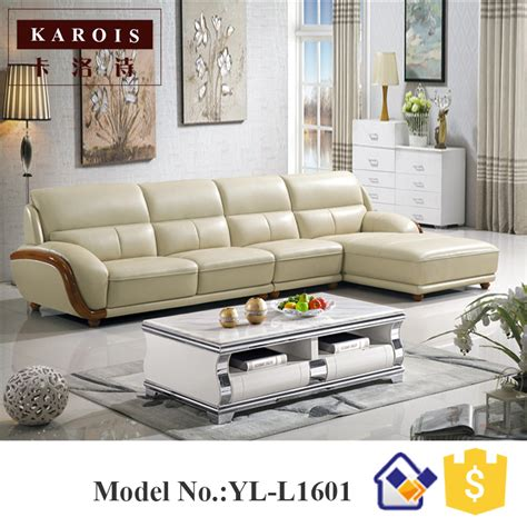 Usa L Shaped Arabic Sofa Sets 5 Seater Furniture China