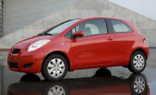 2009 Toyota Yaris Reviews Car And Driver