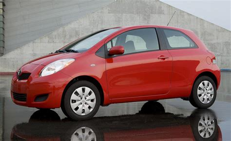 Toyota Yaris S 2009 Car And Driver
