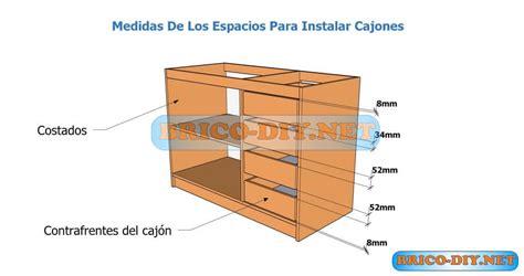 muebles de cocina bajo mesada hazlo tu mismo brico muebles