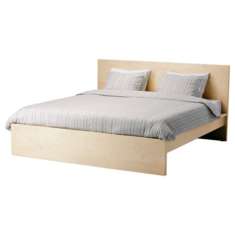bedding ikea ikea malm bed frame series for comfortable bedding options