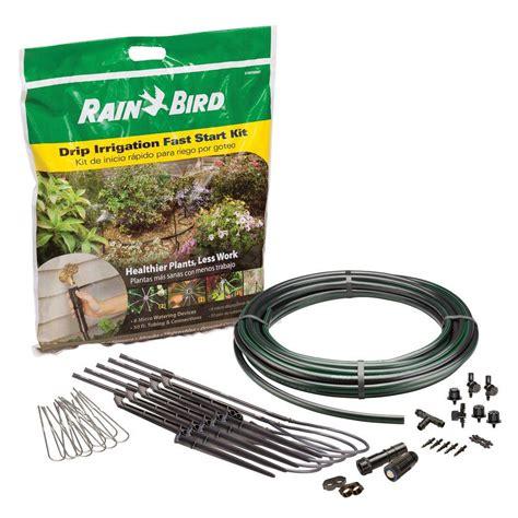 rain bird drip starter kit startktcs  home depot
