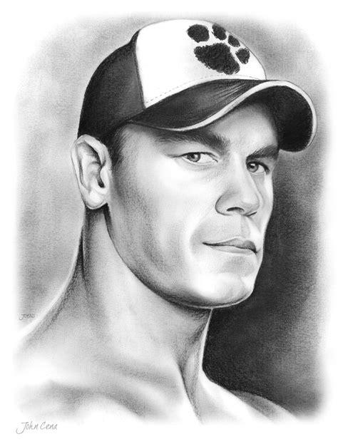 Sketch of the Day: John Cena