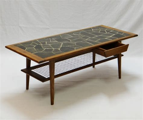 Sixties Coffee Table Vintage Coffee Table 1960s 56922