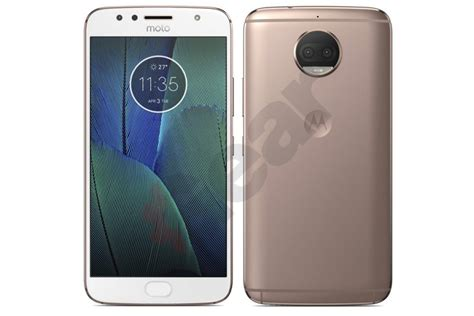 Motorola Moto G5s motorola moto g5s press images leaked reveal dual