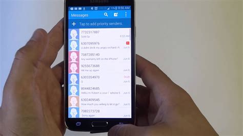 samsung galaxy s5 how to add signature to text messages fliptroniks