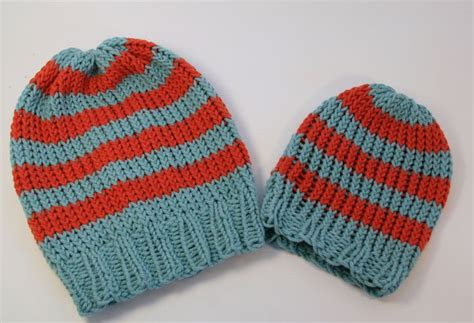 free knitting loom patterns for beginners basic loom knit hats for beginners free pattern loom