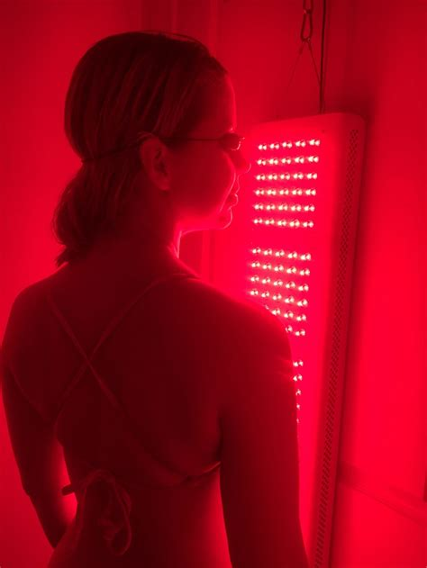 red light therapy l joovv red light therapy full body treatment