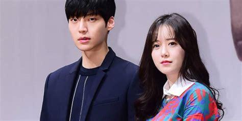 ku hye sun boyfriend guess what goo hye sun did for her boyfriend ahn jae hyun