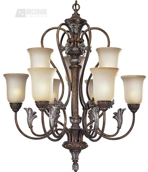 Thomasville Chandeliers Thomasville Lighting P4087 55 Traditional 9 Light Chandelier Pg P4087 55