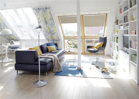wohnzimmer dachgeschoss wohnideen f 252 rs dachgeschoss dachausbau