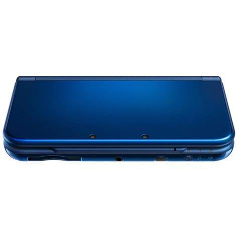 nintendo 3ds xl console sale new nintendo 3ds xl metallic blue nintendo official uk store
