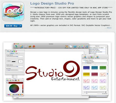 free logo design app for mac logo design software for mac free download
