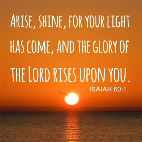 When The Light Has Come by Arise Shine For Your Light Has Comerobstill