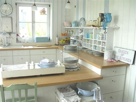 tende da cucina stile provenzale cucine shabby chic 30 idee per arredare casa in stile