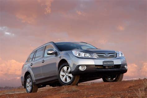 2010 Subaru Outback Diesel Photos 1 Of 4