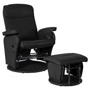 Swivel Glider Chair And Ottoman Shermag Swivel Glider Recliner Chair And Ottoman Target