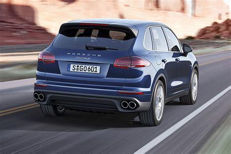 Der Neue Porsche Cayenne 2014 by Porsche Cayenne Facelift 2014 Bilder Autobild De