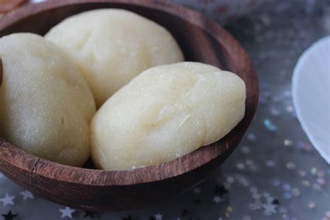 manioc cuisine le water fufu fufu de manioc frais pegie cuisine