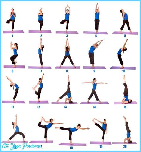 printable hatha yoga poses 8 yoga poses for beginners all yoga positions