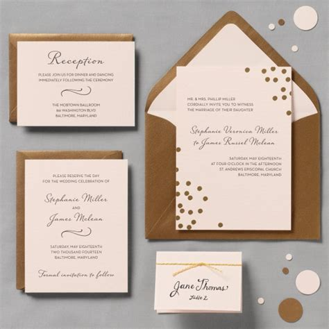 rubber st wedding invitations paper source 2013 wedding invitation collection paper