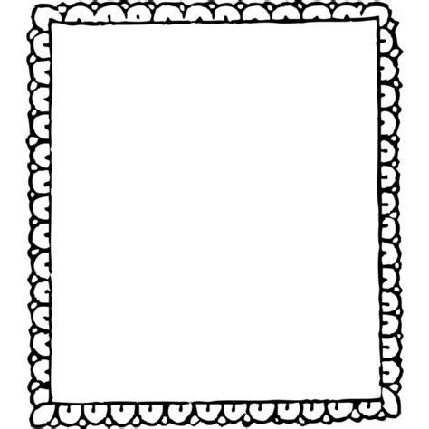 immagini per cornici disegno di cornice da colorare per bambini